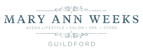 Mary Ann Weeks Aveda Guildford