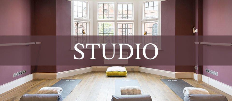 Guildford yoga studio