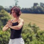 Yoga Anjali Mudra