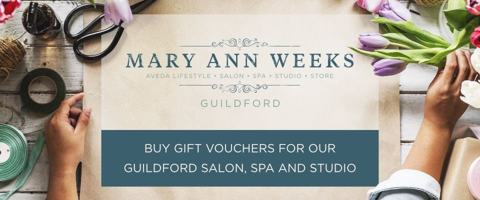 Buy Vouchers for our Guildfor Salon, Spa & Stusio