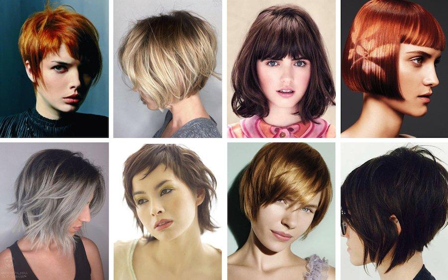 Short Summer Hair Bob Crop Pixie Cut Copy