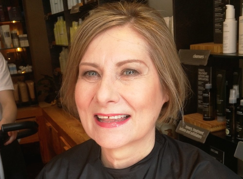 Mary Ann Weeks Makeup Makeover
