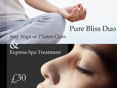 Pure Bliss Duo Promotion