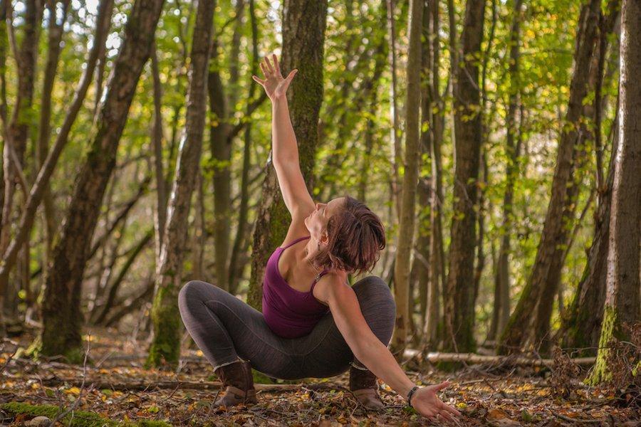 malasana hindi squate mary ann weeks aveda guildford yoga