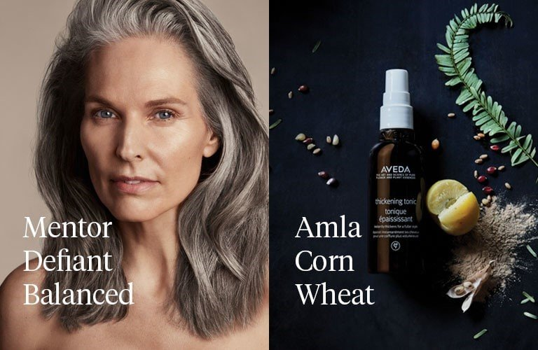 thickening tonic how to deal with thinning hair and hair loss mary ann weeks aveda guildford