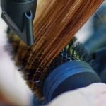 Blow dry tutorial at mary ann weeks aveda