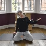 Jo Burningham Neck Release Guildford Mary Ann Weeks Aveda yoga for headaches