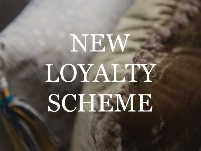 New Loyalty Scheme