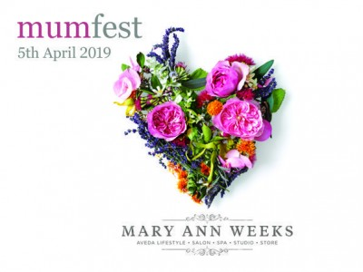 Mothers & Womens Day Event at Guildford Aveda – 'Mumfest 2019' Tickets Now Available!