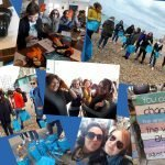 Beach Clean Aveda Guildford Walton
