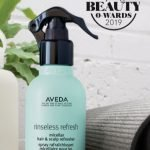 Award winning Miscellar Rinsless Refresh Aveda Hair