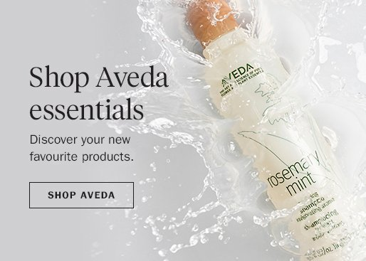 Shop Aveda at Mary Ann Weeks