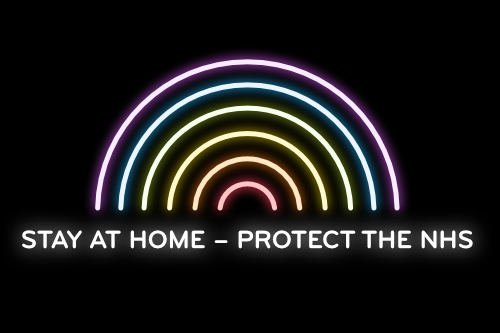 Stay home – protect the NHS